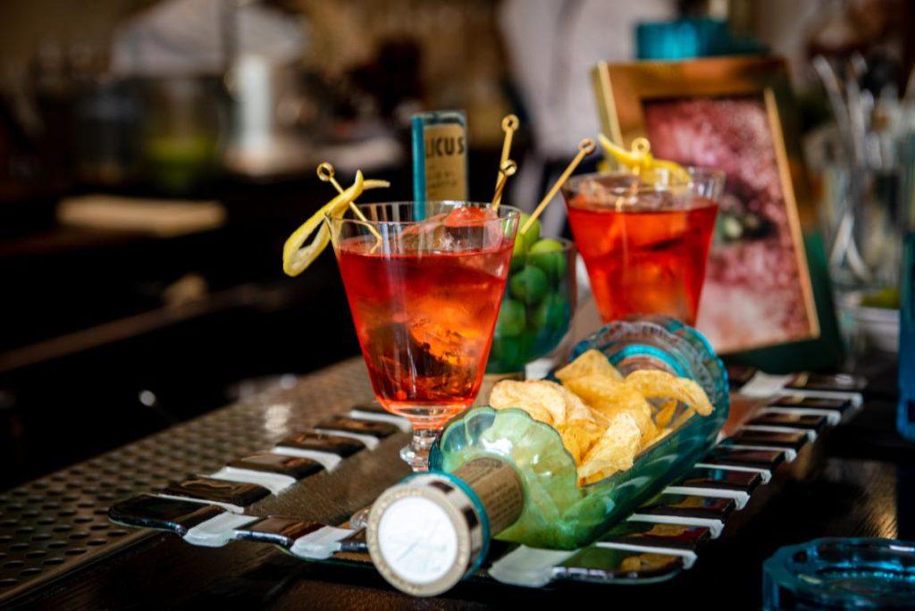 Pink Mist, il cocktail di Dario Doimo