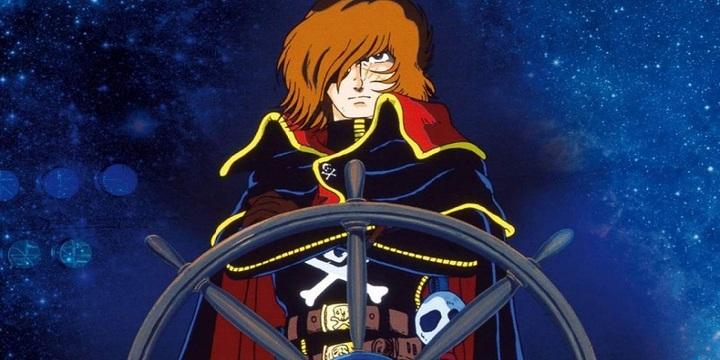 40 anni con Capitan Harlock, 6 cose che non sapete