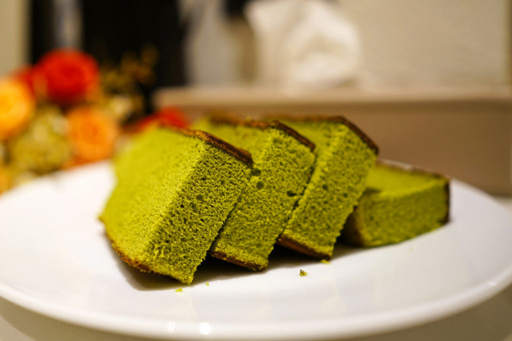 Torta al tè matcha, golosa e antiossidante