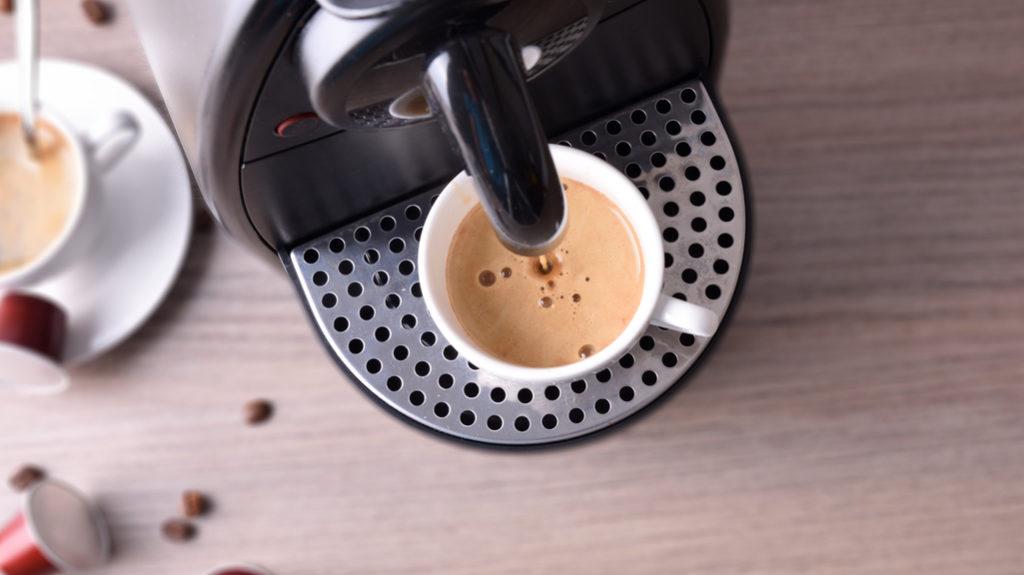 Caffè con capsule