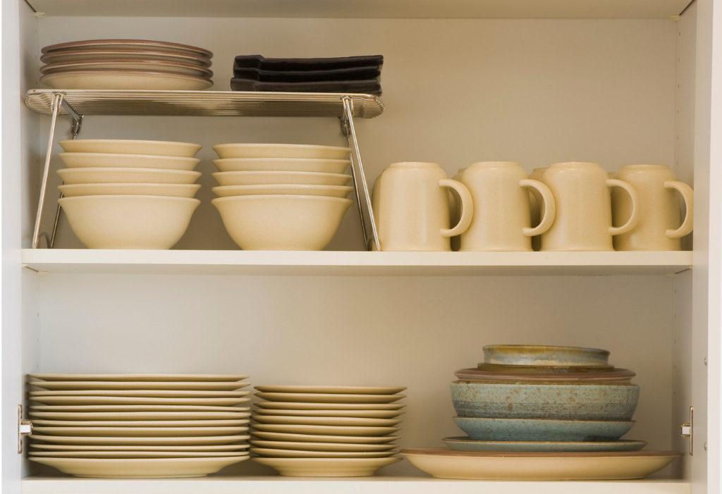 Piccole soluzioni domestiche per guadagnare spazio