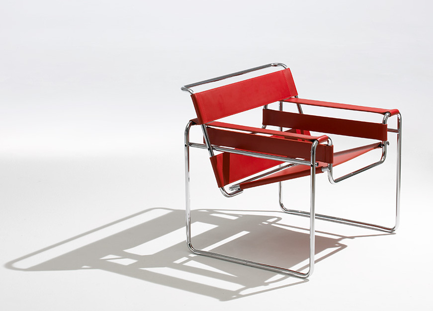 Intramontabile Bauhaus: le sedie per portare a casa l'arte