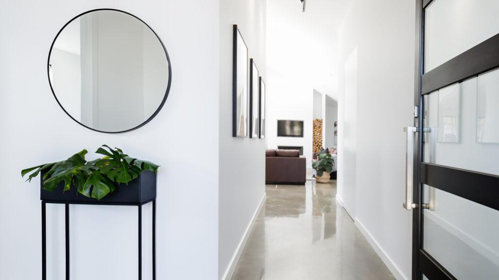 Come arredare casa con gli specchi