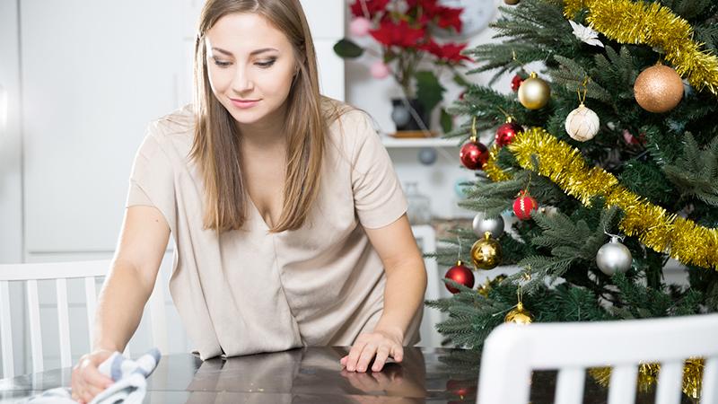 Pulizie natalizie