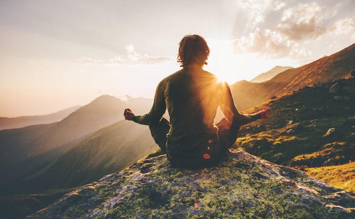 Quando il trekking sposa lo yoga