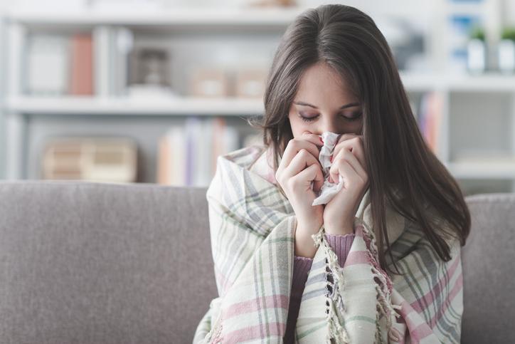 Influenza stagionale, come prevenire il contagio?