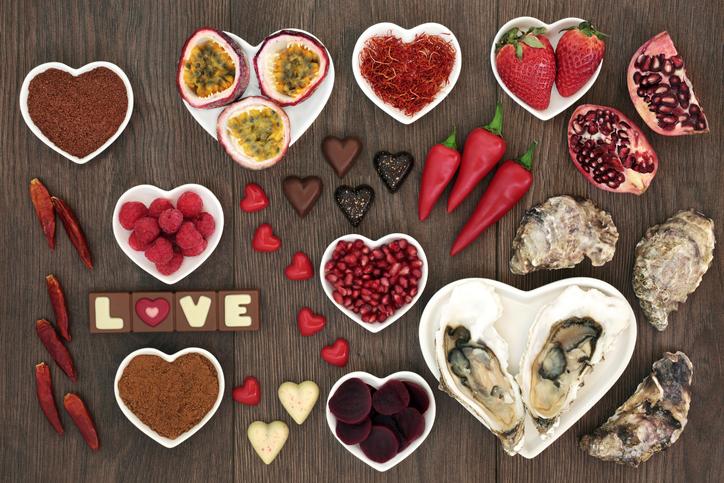 Alimenti afrodisiaci, realtà o falso mito?