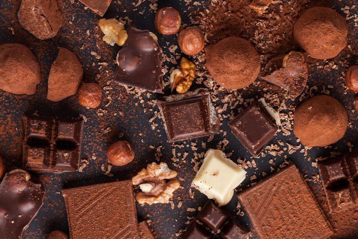Praline cioccolato e gianduia, il peccato di gola è servito