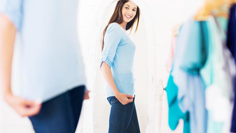 Come vestirsi per sembrare più magra: 5 trucchi infallibili