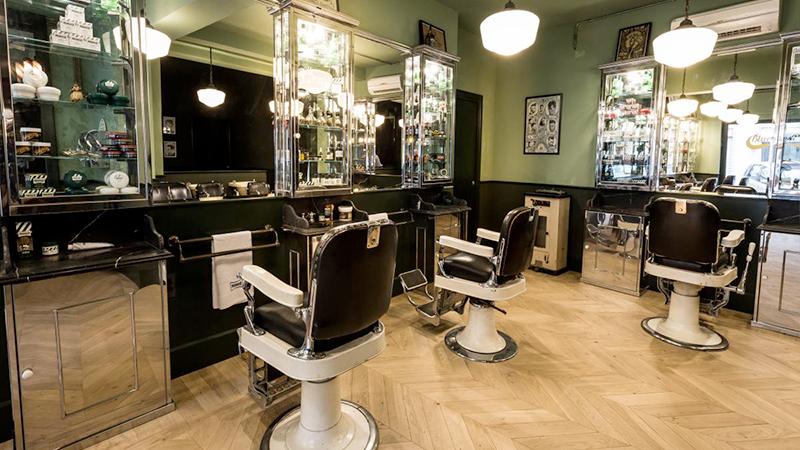Blues Barber Shop, bellezza esperienziale