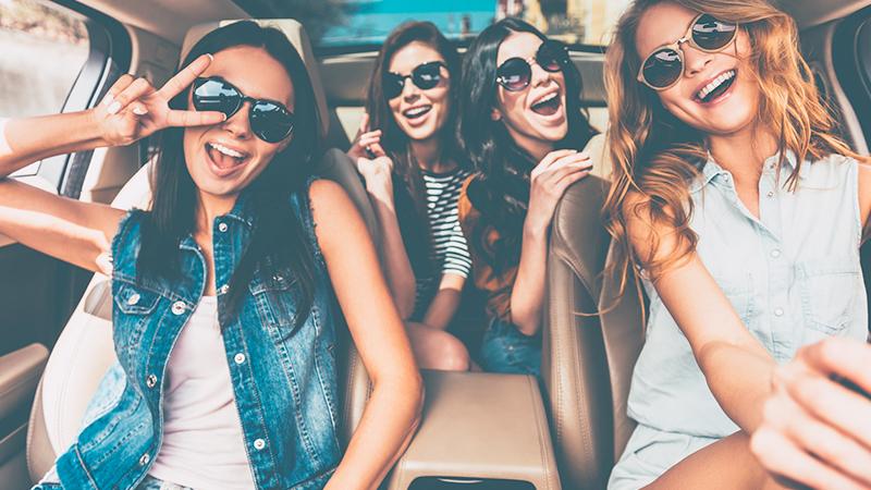 Vacanze con le amiche: a ogni viaggiatrice la giusta meta