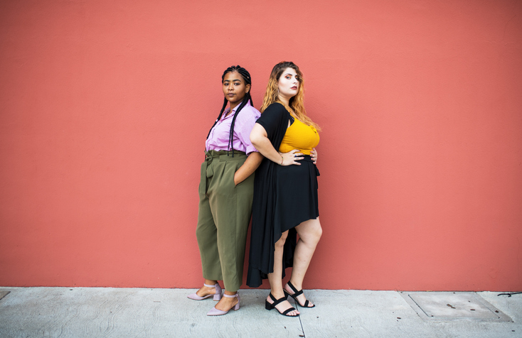 SuperSizeTheLook: gli outfit delle star per donne curvy