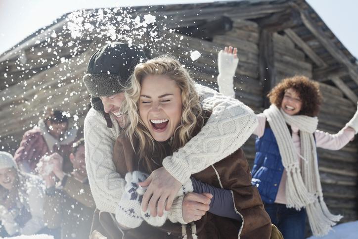 Cosa fare in montagna d'inverno se non si scia