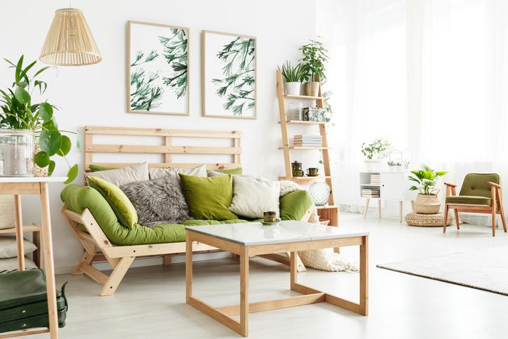 Design sostenibile, le novità nell'arredamento