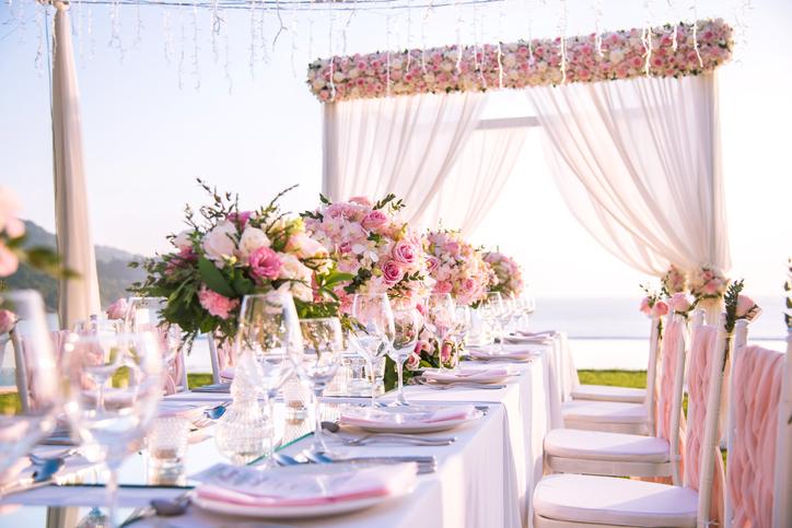 Matrimonio, i consigli dell'esperta per scegliere la location perfetta