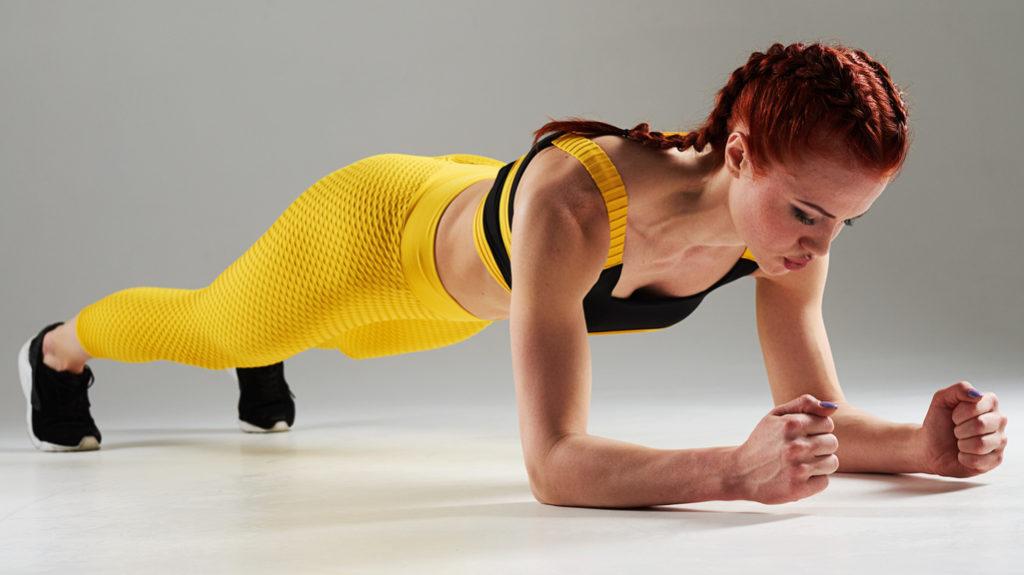 Come fare un plank perfetto: la 'road map' dell'esperto