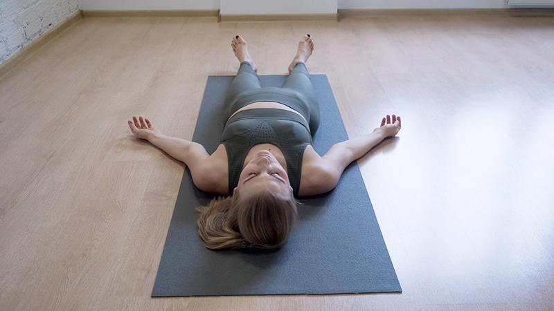 Yoga Nidra, a lezione di 'sonno dinamico'