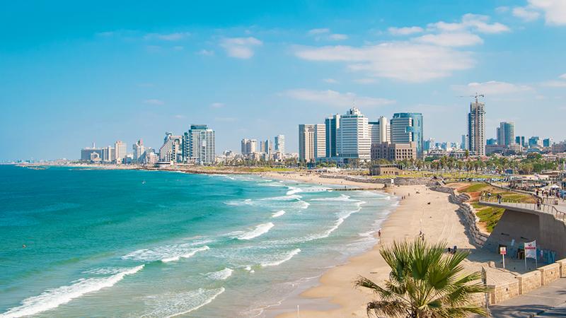 Tel Aviv, vacanza al femminile