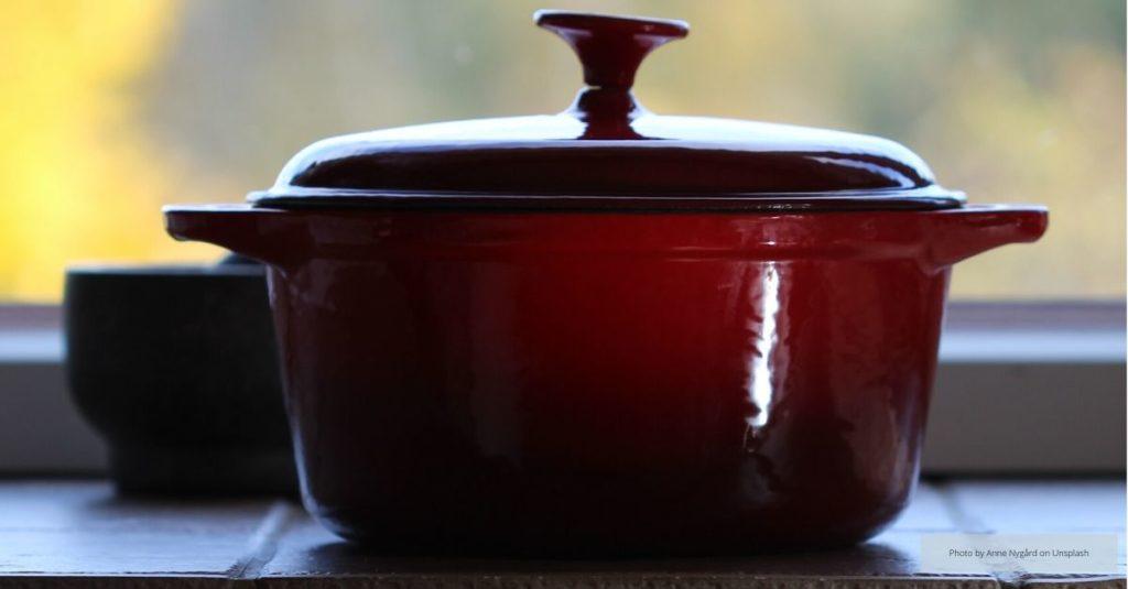 Come cucinare con una pentola a ghisa