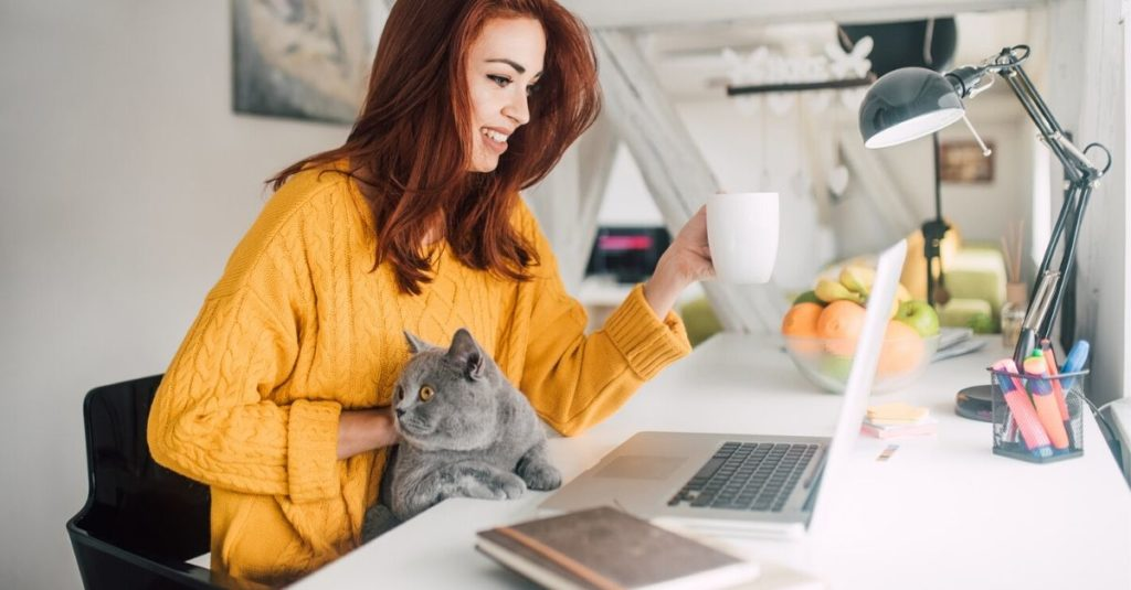 Come rendere confortevole lavorare da casa