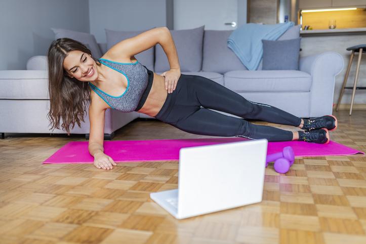 Home fitness, le app per mantenersi in forma stando a casa