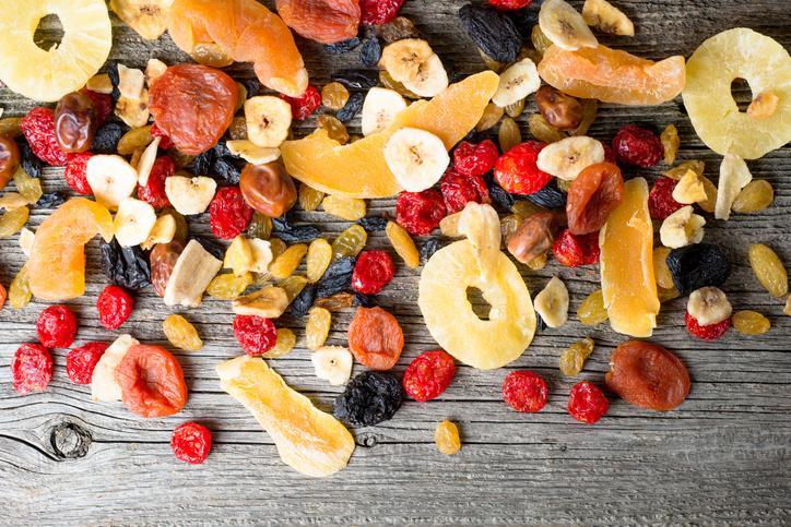 Come essiccare frutta e verdura per aumentare il gusto
