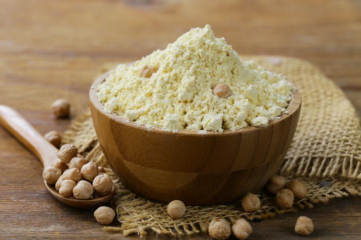 Come cucinare con le farine di legumi