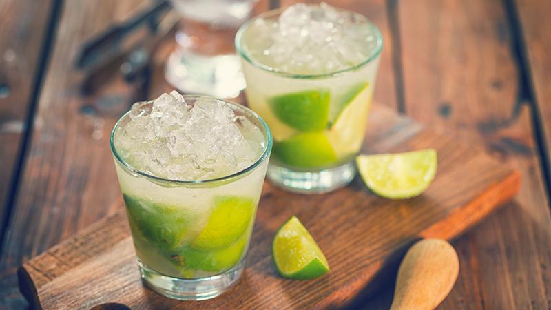 Cocktails instagrammabili, Caipirinha