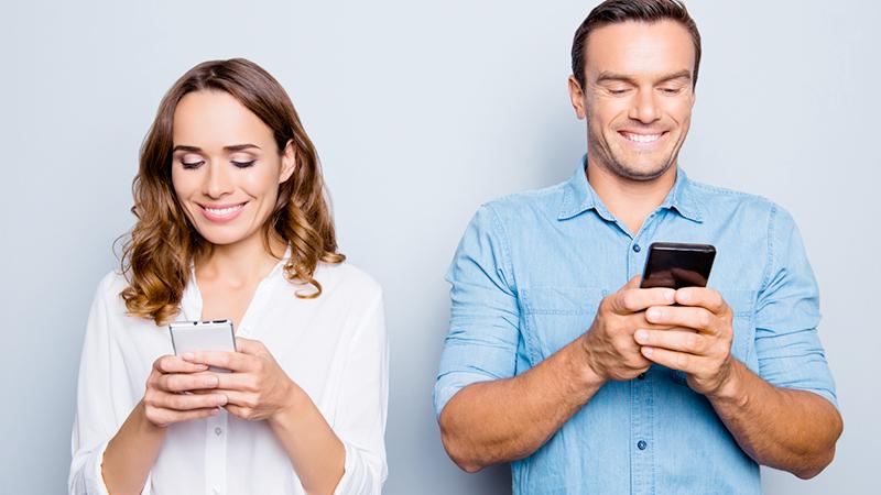 relazioni a distanza chat
