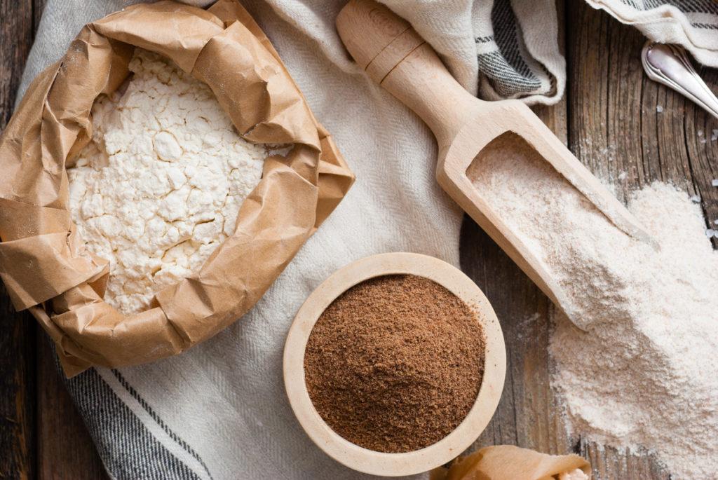 Come usare le farine alternative in cucina