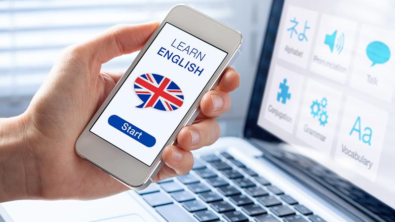 parlare inglese