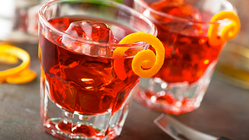 Cocktails instagrammabili, negroni