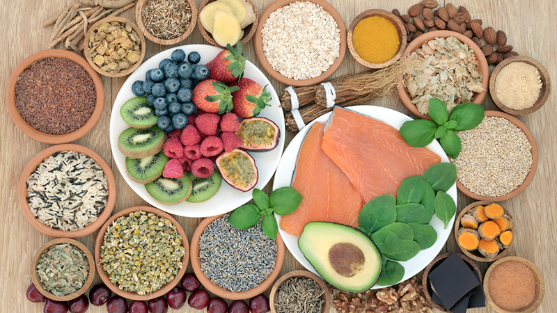 virtù cosmetiche degli alimenti