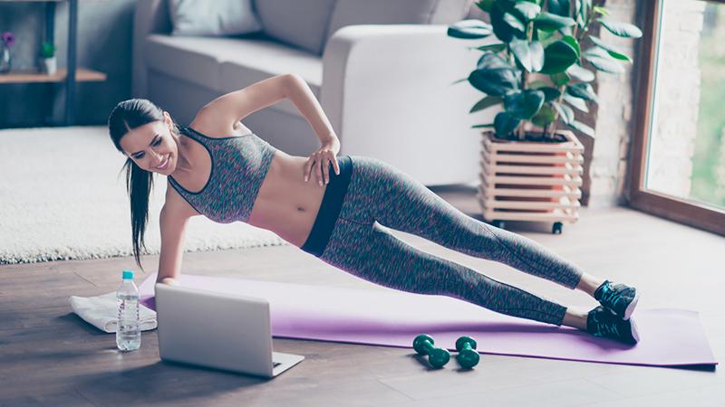 allenamento veloce, home fitness