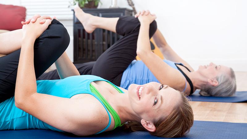 festa della mamma, yoga