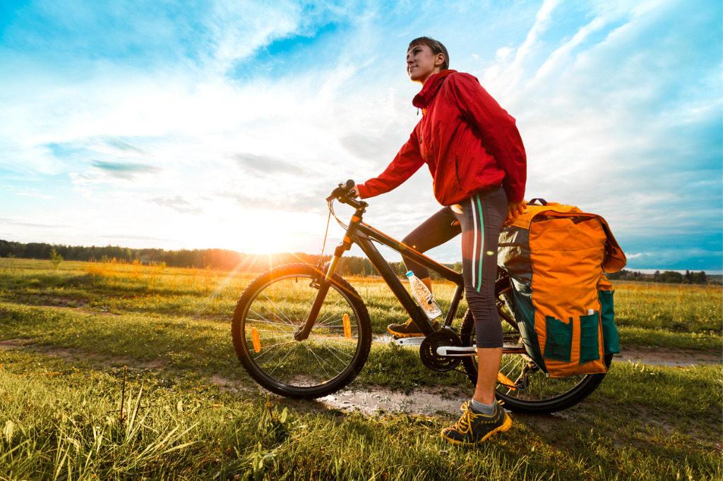 Come prepararsi ad un viaggio in bicicletta