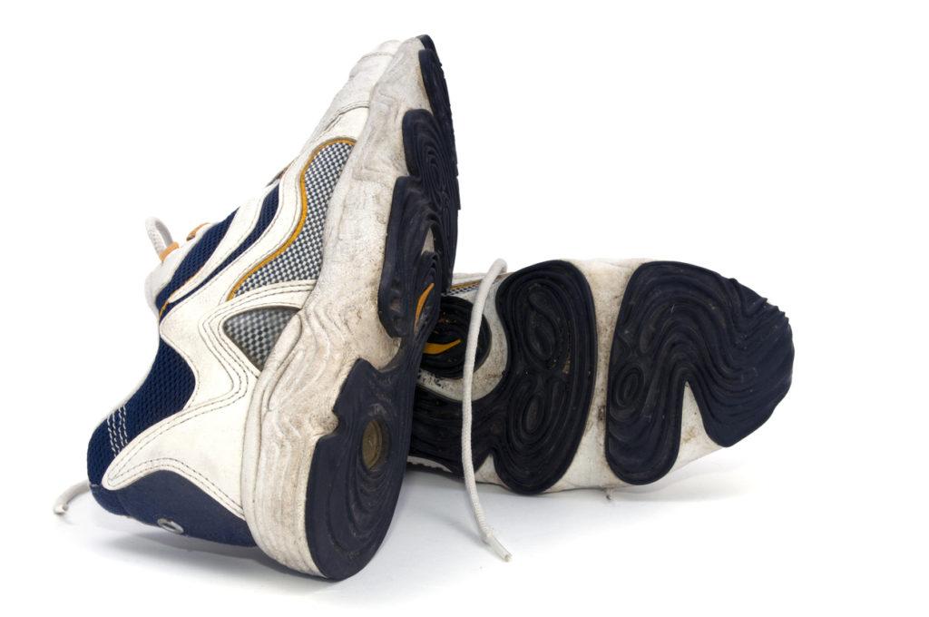 scarpe da running sporche
