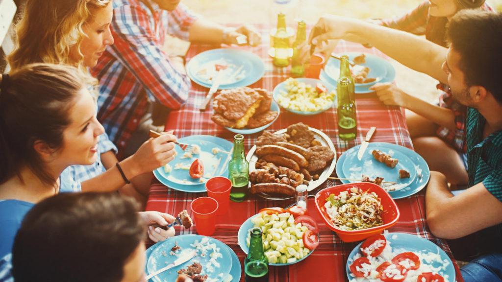 Tavole d'estate, come evitare gli sprechi di cibo