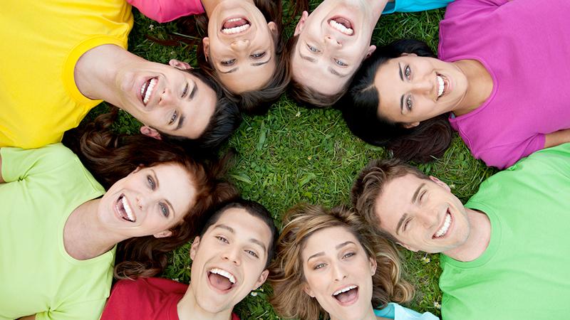 Yoga della risata, come ritrovare il benessere